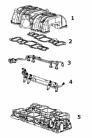 Mercruiser Injector harness 84-802635